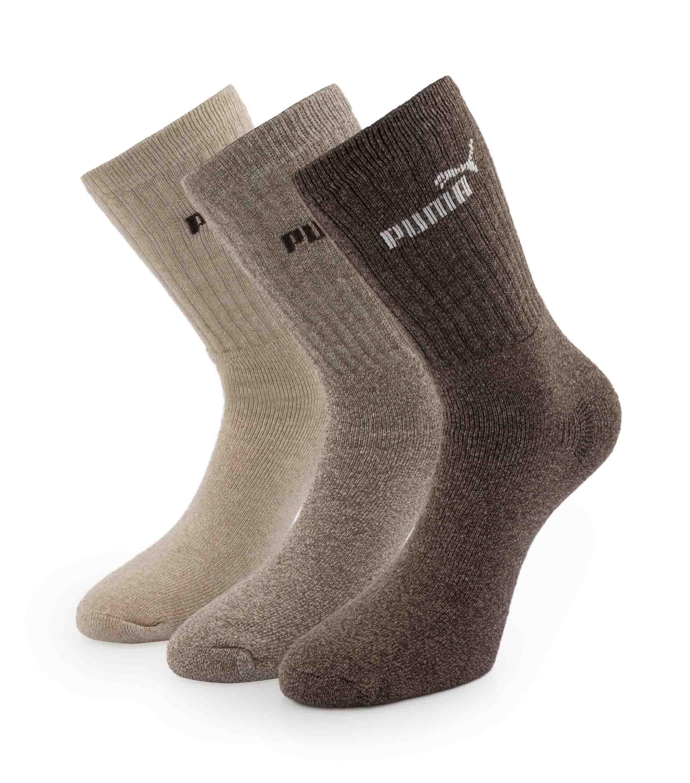 Ponožky Puma Crew Sock 3P