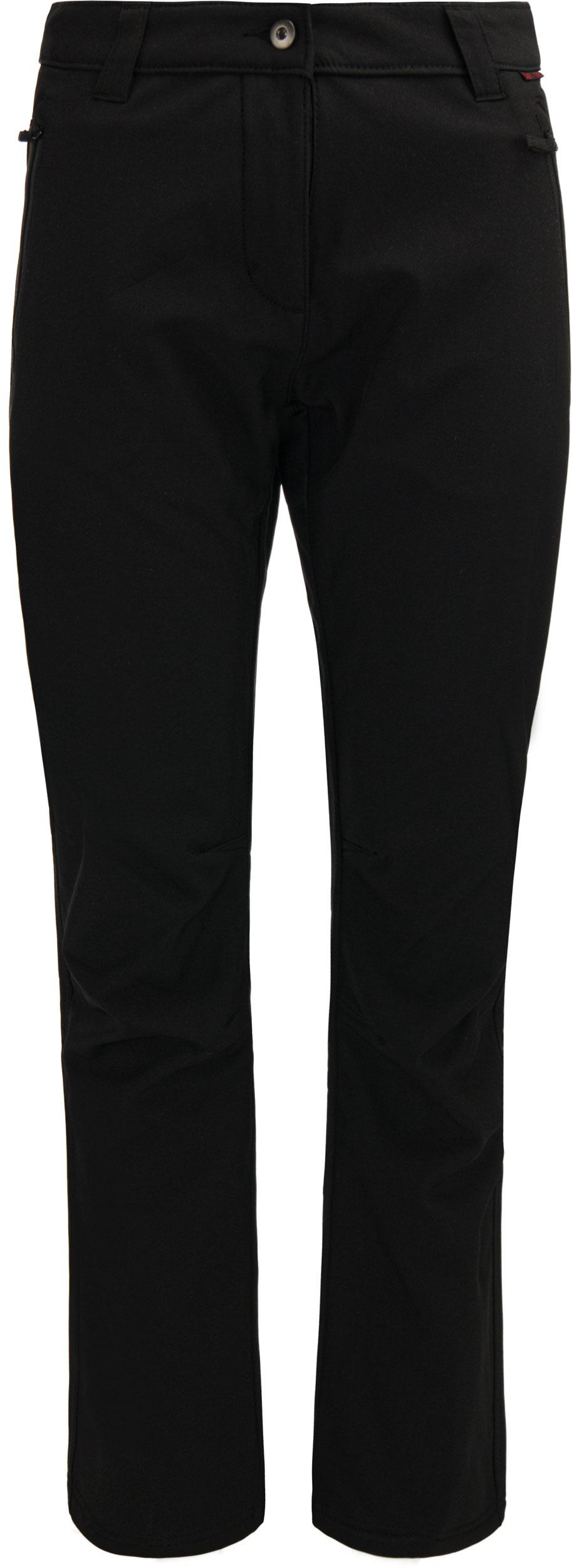 Dámské softshellové kalhoty ALPINE PRO SUNA