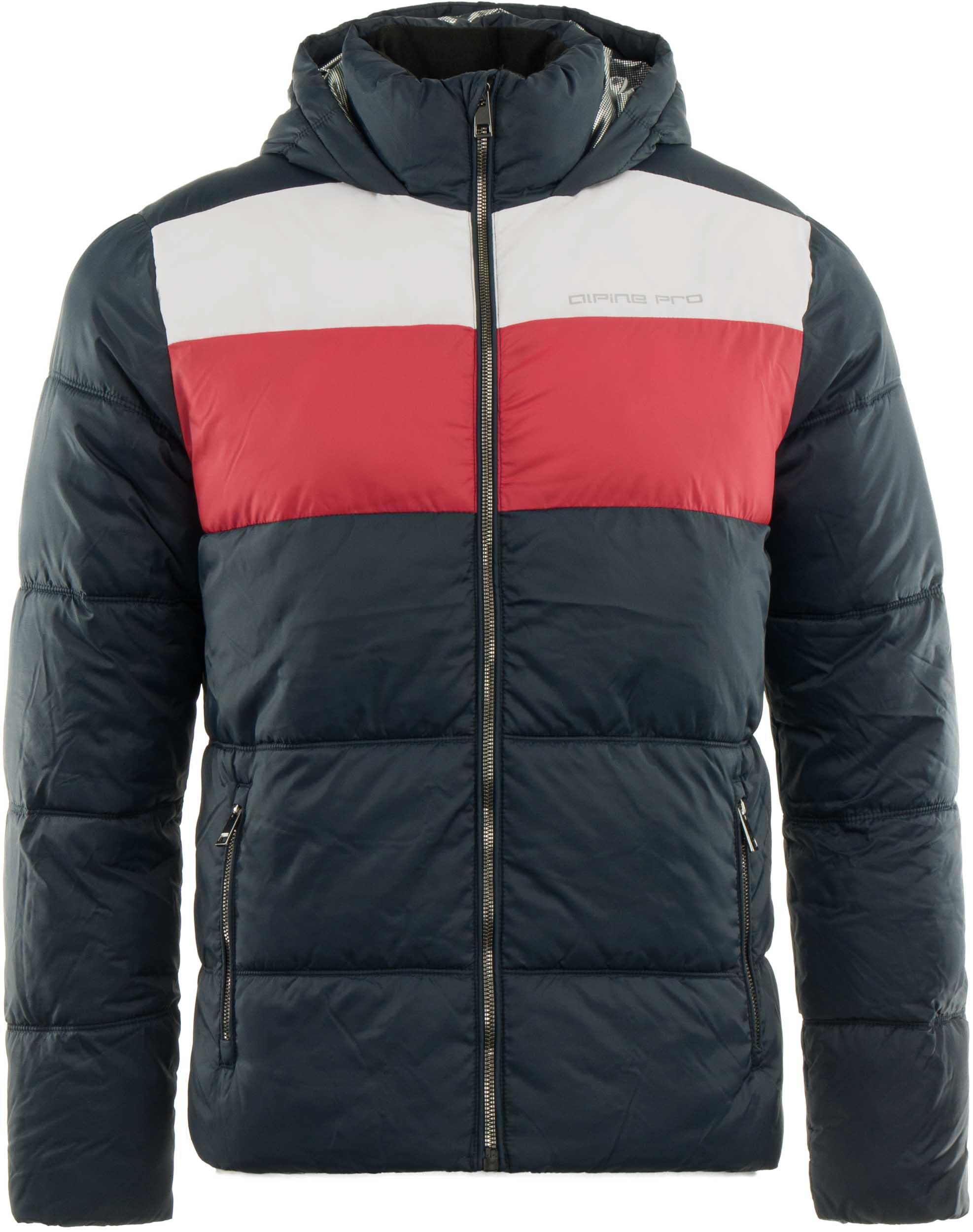 Pánská zimní bunda ALPINE PRO GAREN