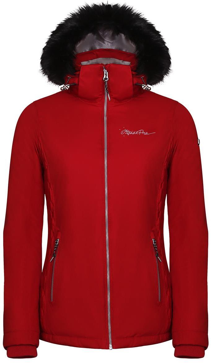 Dámská lyžařská bunda Alpine Pro Memka 4