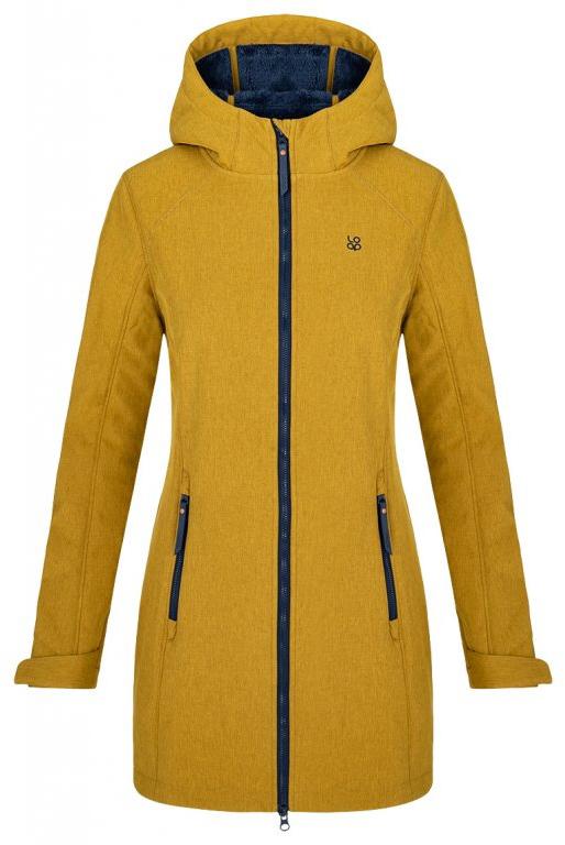 Dámský softshellový kabát Loap Lecika