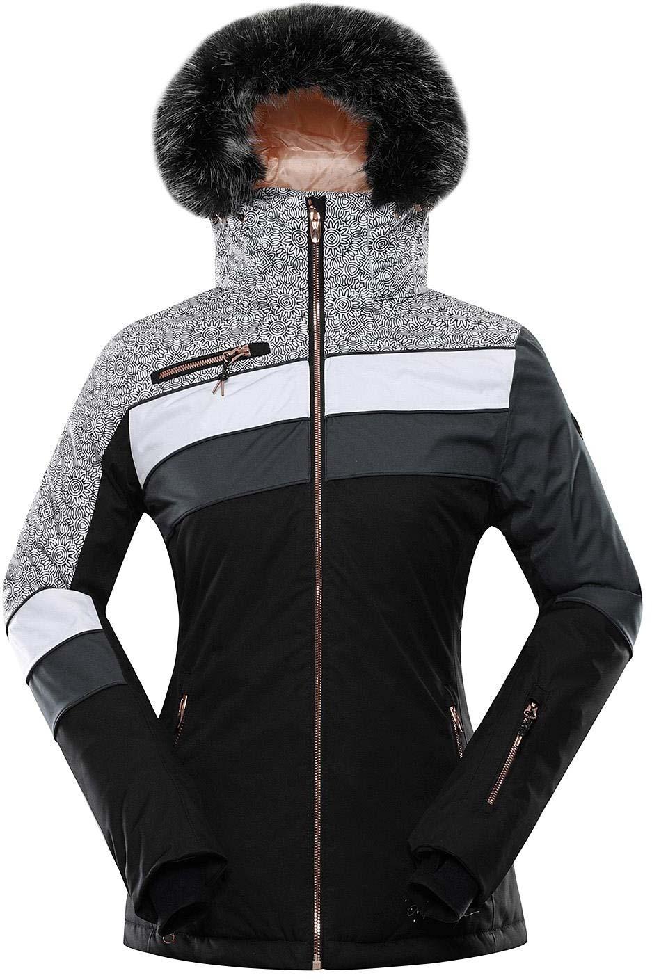 Dámská lyžařská bunda Alpine Pro Dora 7
