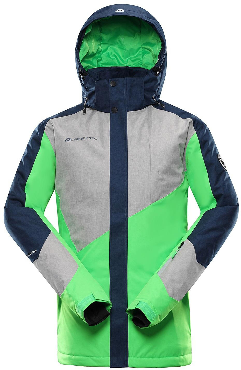 Pánská lyžařská bunda Alpine Pro Sardar 4