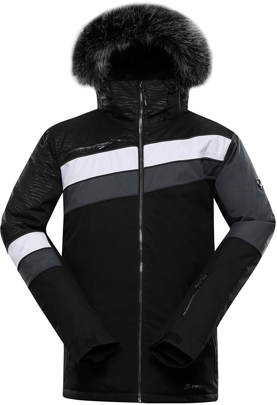 Pánská lyžařská bunda Alpine Pro Dor 3