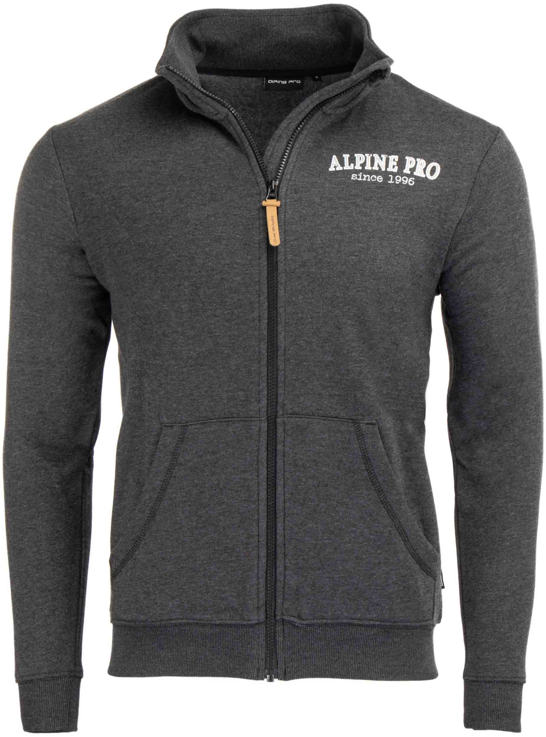Pánská mikina Alpine Pro Elian