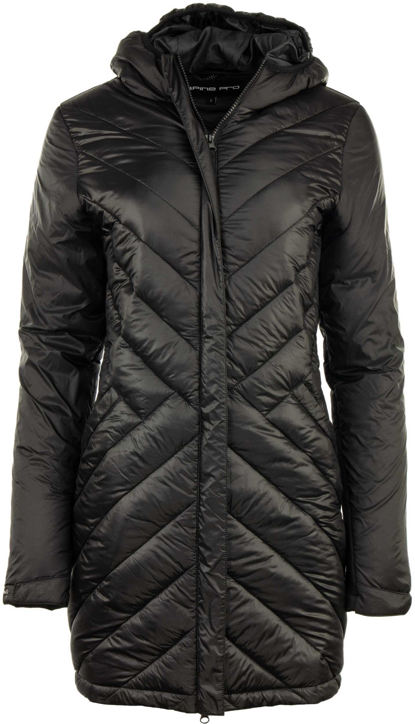 Dámský zimní kabát Alpine Pro Harana