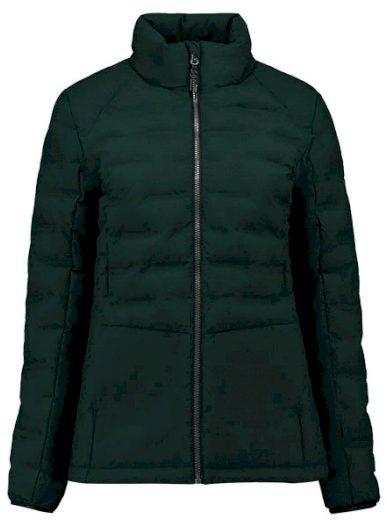 Dámská zimní bunda Kjelvik Sitaa Green