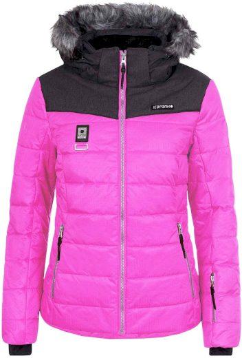 Dámská lyžařská bunda Icepeak Viroqua Wadded Jacket