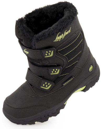 Dětská zimní obuv Loap Kittay