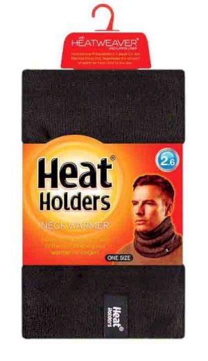 Pánský zimní nákrčník Heat Holders šedý
