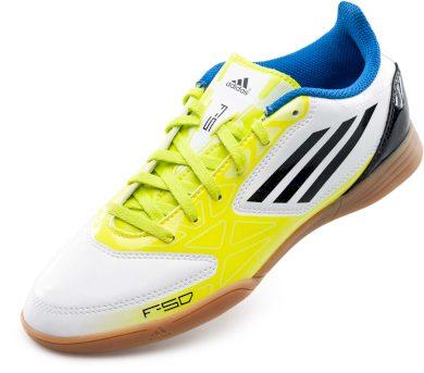 Dětská sálová obuv Adidas F50 In
