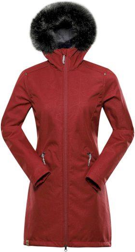 Dámský softshellový kabát ALPINE PRO PRISCILLA 5 INS.