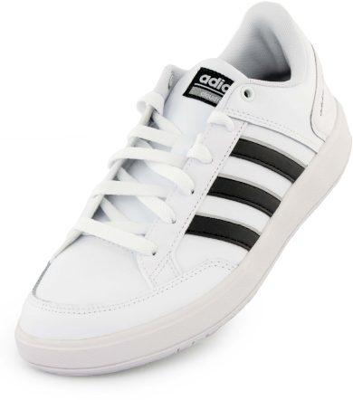Sportovní obuv Adidas Cloudfoam All Court white