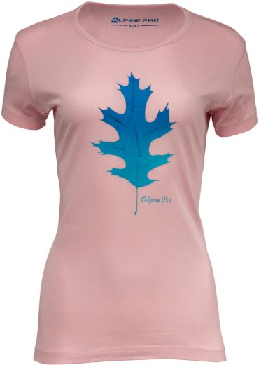 Dámské triko Alpine Pro Borra