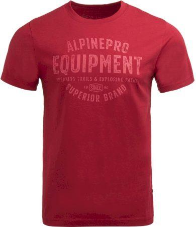 Pánské triko Alpine Pro CAUDER