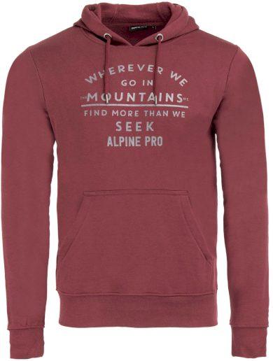 Pánská mikina Alpine Pro Melin