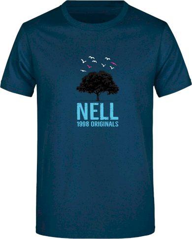 Pánské triko Nell Alvin petrol