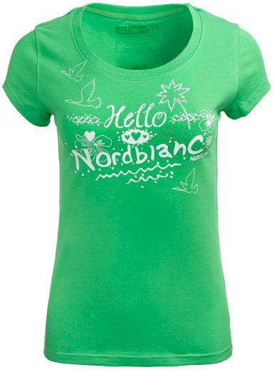 Dámské tričko Nordblanc Hello
