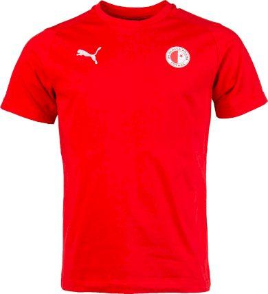 Pánské triko Slavia Puma Liga Casual
