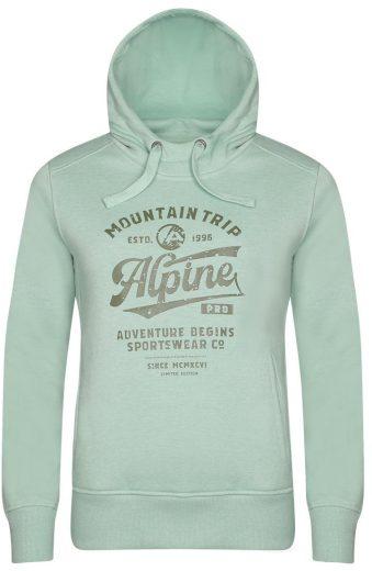 Dámská mikina Alpine Pro Riusa
