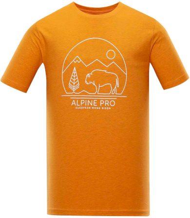 Pánské triko Alpine Pro ABIC 9
