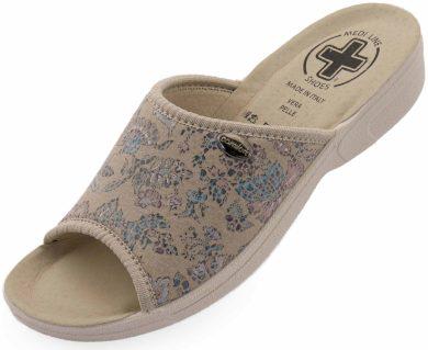 Dámské pantofle Medi Line 411 beige