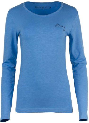 Dámské triko Alpine Pro Ensla