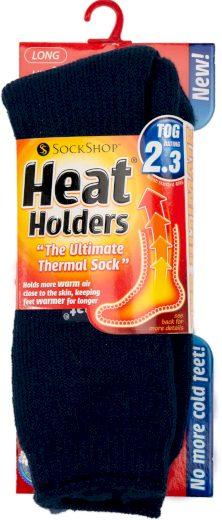 Dámské podkolenky Heat Holders tmavě modrá