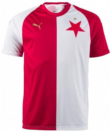 Fotbalový dres SK Slavia Praha