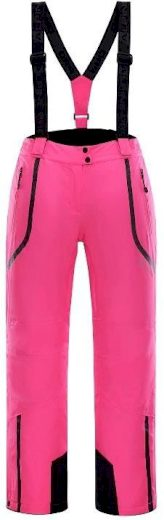 Dámské lyžařské kalhoty Alpine Pro Nudda 2