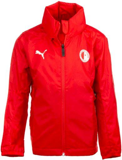 Dětská bunda Slavia Puma Liga Training Rain Core Jr