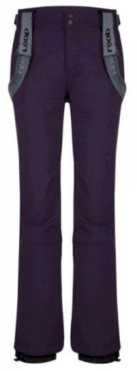 Dámské softshellové kalhoty Loap Lizzy