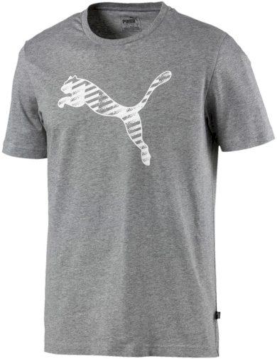 Pánské triko Puma Cat Brand Logo