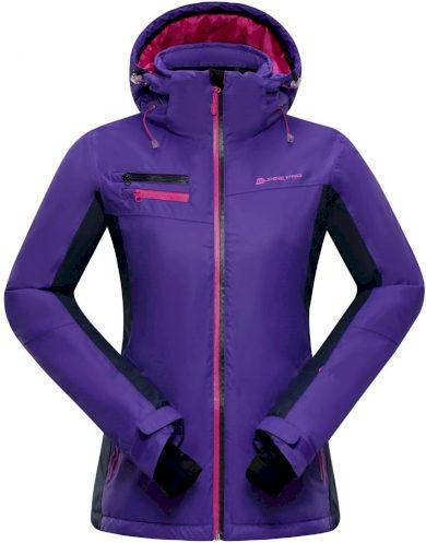 Dámská lyžařská bunda Alpine Pro Baudouina