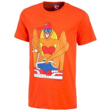 Pánské tričko Puma X Tee