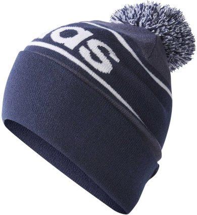 Zimní čepice Adidas Linear Woolie Pompom conavy