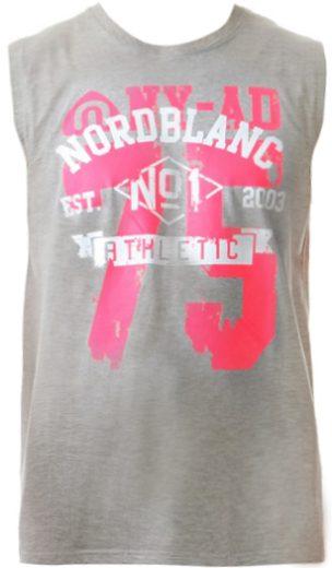 Pánské tílko Nordblanc Seventyfive