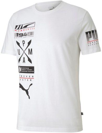 Pánské triko Puma Advanced Graphic