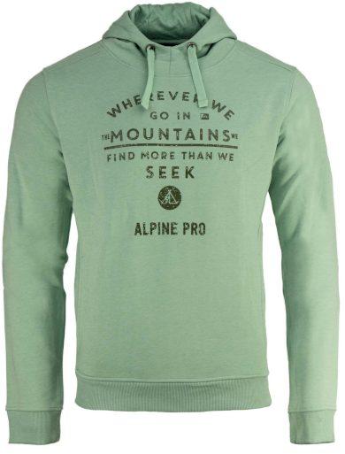 Pánská mikina Alpine Pro Rius