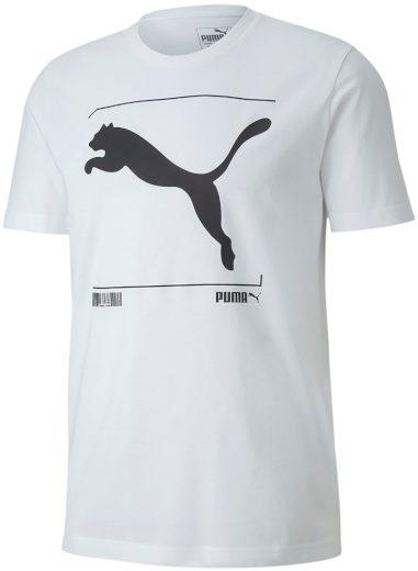 Pánské triko Puma Nu-tility Graphic Tee