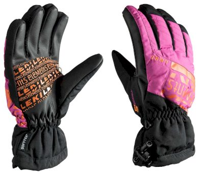 Lyžařské rukavice Leki Elements Cerium S