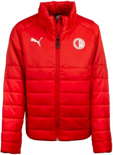 Dětská zimní bunda Slavia Puma Liga Casual Padded Jr
