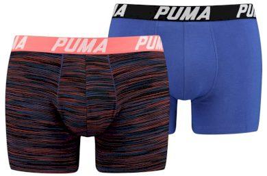 Pánské boxerky Puma Spacedye Stripe Boxer