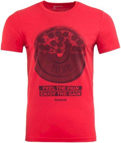 Pánské tričko Reebok GR Pizza