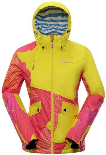 Dámská lyžařská bunda Alpine Pro Makera