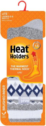 Dámské ponožky Heat Holders Lite Medium Nordic