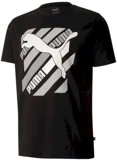 Pánské triko Puma Cat Brand Graphic