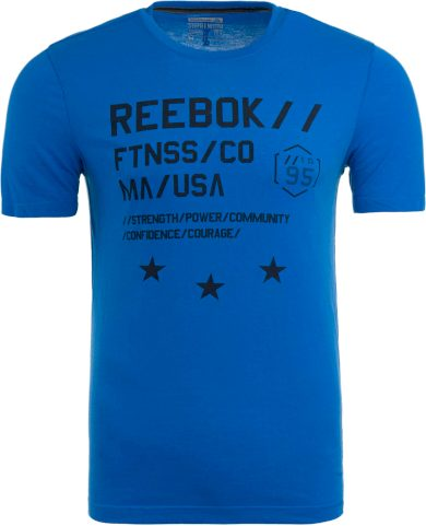 Pánské tričko Reebok Supremium