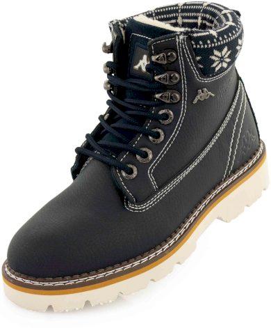 Dámská zimní obuv Kappa Montana 3 Blue Deep