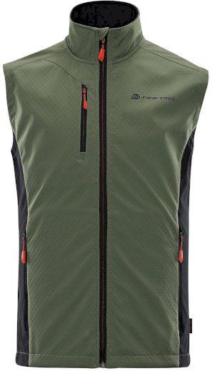 Pánská softshellová vesta Alpine Pro Asklepios 7